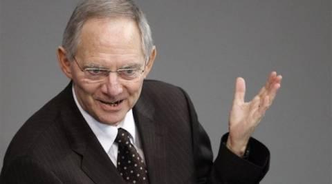Υπερήφανες οι γερμανικές τράπεζες για την στάση του Σόιμπλε