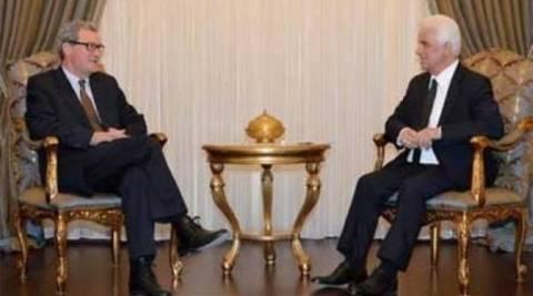 Κυπριακό: Νέα συνάντηση Έρογλου-Ντάουνερ