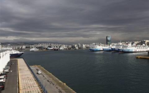 Εξασθένησαν οι άνεμοι - Κανονικά τα δρομολόγια των πλοίων