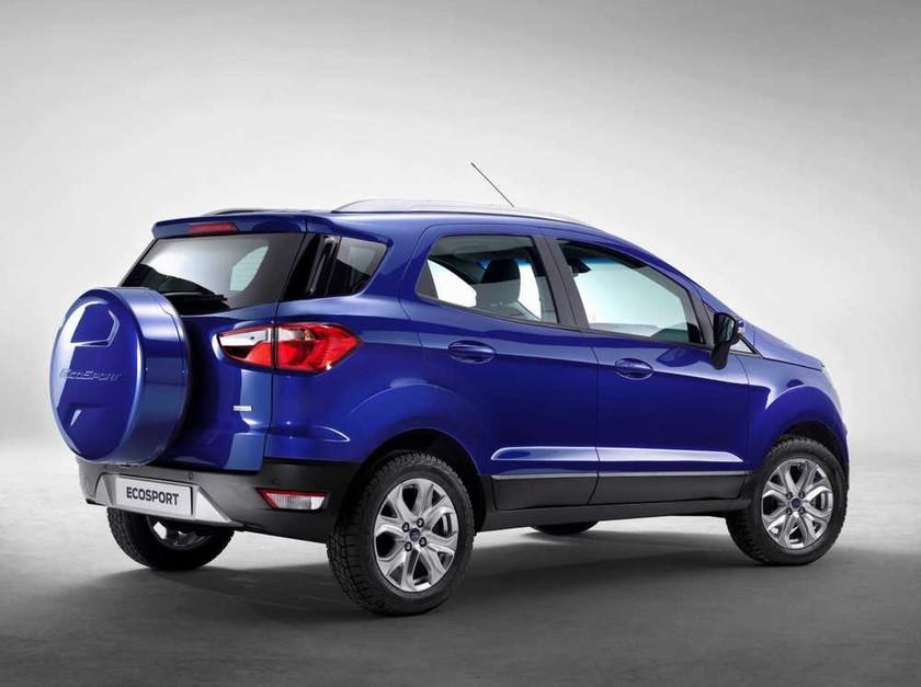 Ford Ecosport από το Μάιο