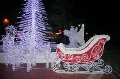 Λιμνούπολη των Χριστουγέννων: Το Σάββατο τα εγκαίνια στα Γιάννενα