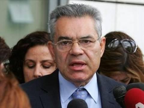 Αρνήθηκε τις κατηγορίες που του αποδίδονται ο Τ. Μαντέλης