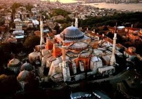 Επιστολή σε UNESCO-Κογκρέσο για  μη μετατροπή της Αγ. Σοφίας σε τζαμί