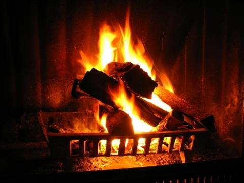 Νέα πυρκαγιά από τζάκι