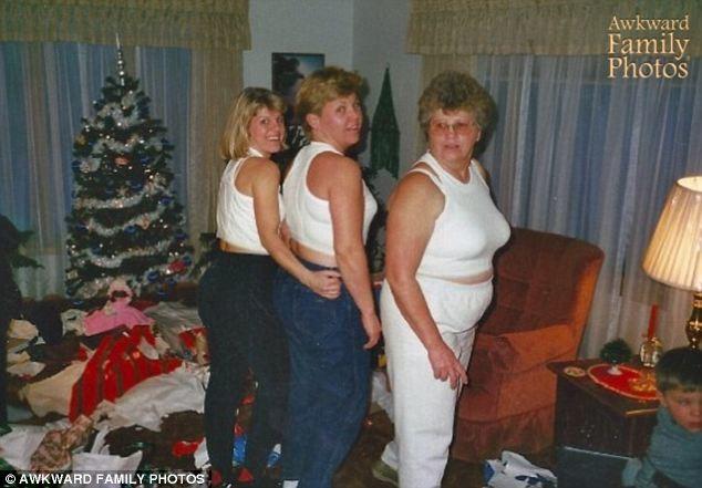 Δείτε: Οι πιο... κωμικοτραγικές χριστουγεννιάτικες φωτογραφίες!