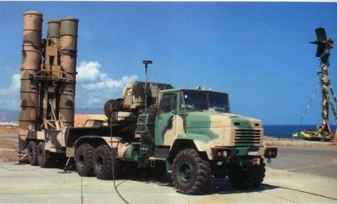 Σε εξέλιξη στην Κρήτη η πρώτη βολή των S-300