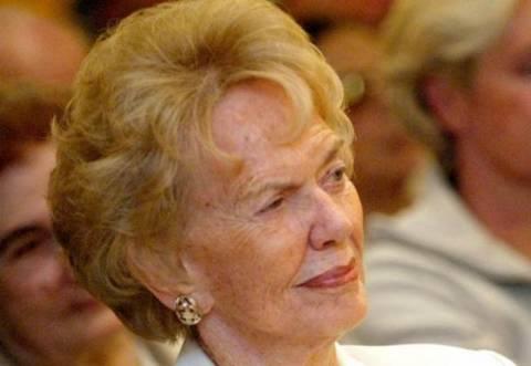 Στο νοσοκομείο η Μαργαρίτα Παπανδρέου