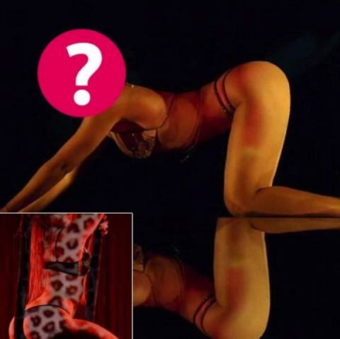 Η συντηρητική star έβαλε το string της και κάνει twerking