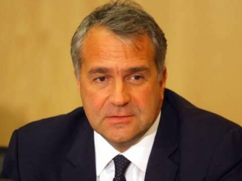Ο Βορίδης στο Υπουργείο Οικονομικών