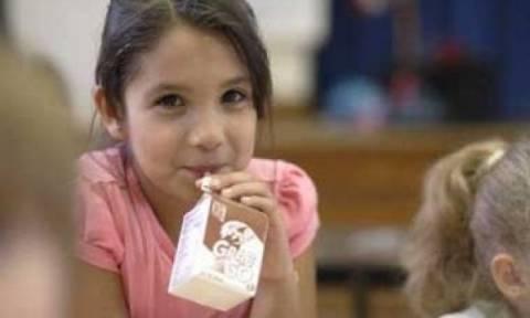Ξεκίνησε το πρόγραμμα επιδότησης γάλακτος σε σχολεία της Ελλάδας