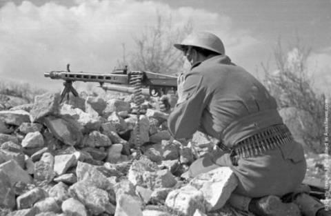 Οστά φαντάρου, που σκοτώθηκε το 1948, παραδόθηκαν ύστερα από 65 χρόνια
