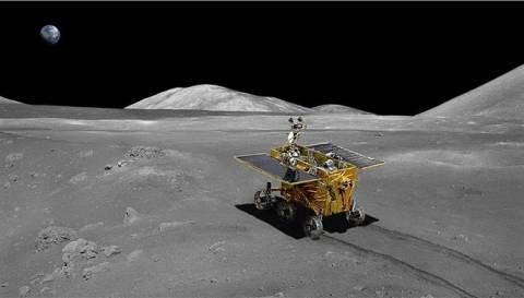 Στη Σελήνη προσεδαφίστηκε το κινεζικό διαστημόπλοιο «Chang'e 3»