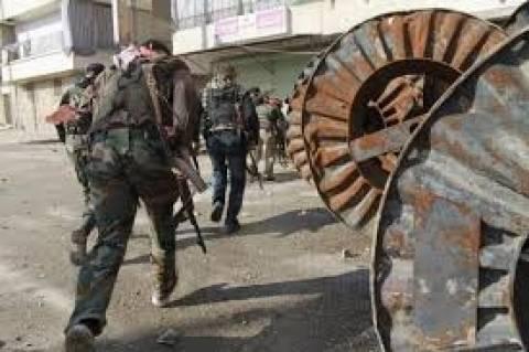 Συρία: Διοικητής των ανταρτών πέθανε από το κρύο