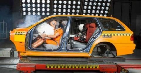 Ανασφάλιστες αποσκευές: Θανάσιμος κίνδυνος σε σύγκρουση με 50