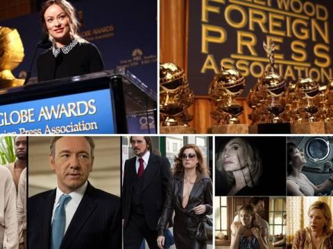 Χρυσές Σφαίρες: Οι υποψηφιότητες, τα φαβορί και οι εκπλήξεις