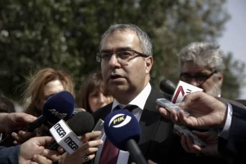 Κύπρος: Δε συμφωνεί με την πώληση χρυσού ο Π. Δημητριάδης