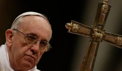 Πάπας: «Δώστε να φάει σε όποιον έχει ανάγκη»