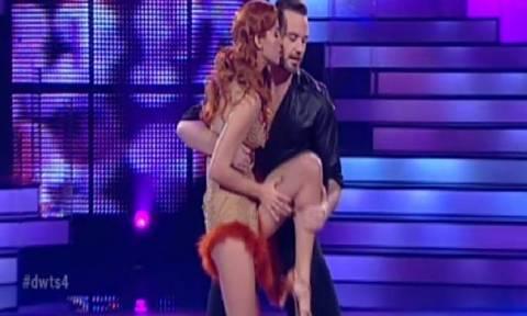 Η χορογραφία της Κατερίνας Στικούδη κέρδισε τους κριτές του «Dancing»
