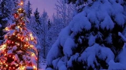 Ο καιρός τις ημέρες των Χριστουγέννων