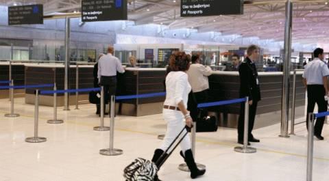 Μικρή αύξηση ταξιδιών Κυπρίων στο εξωτερικό το Νοέμβριο