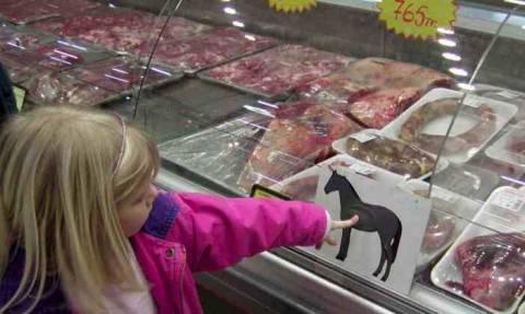 Συνελήφθησαν 21 άνθρωποι γιατί εμπορεύονταν κρέας αλόγου