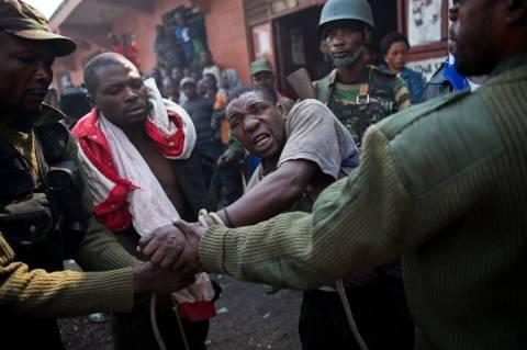 Κονγκό:Ο στρατός κατηγορείται για παραβίαση των ανθρωπίνων δικαιωμάτων