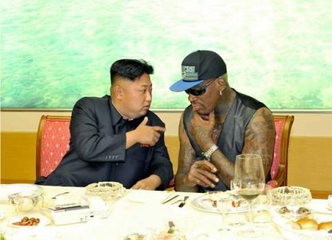 Ξαναπάει στη Βόρεια Κορέα ο Ρόντμαν