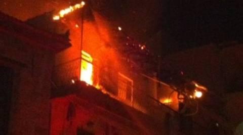 Ένας νεκρός από πυρκαγιά στα Κάτω Πατήσια