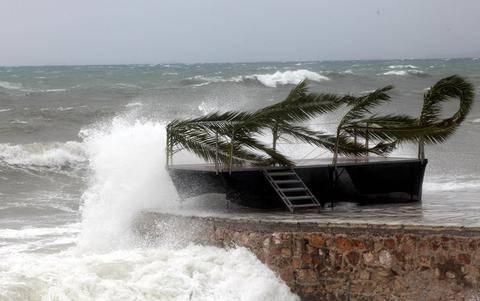 Δεν προσέγγισε σήμερα το λιμάνι της Φολέγανδρου το «Άγιος Γεώργιος»