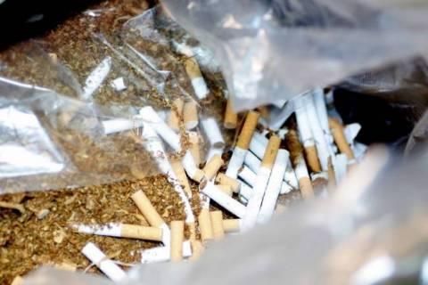 Στη «φάκα» δύο Ρουμάνοι με μεγάλη ποσότητα λαθραίων τσιγάρων