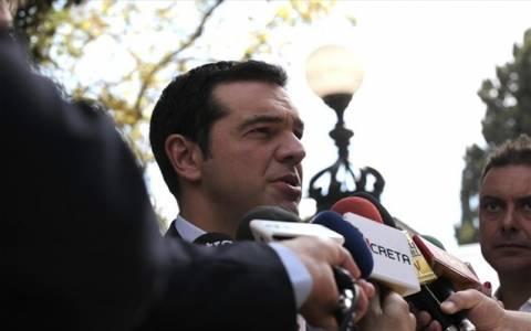 Τσίπρας:Θα περιμένω να δω αν θα καλύψει ή όχι ο Σαμαράς τον Βενιζέλο