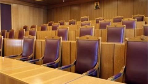 Στο Μισθοδικείο οι μειώσεις των αποδοχών των δικαστικών