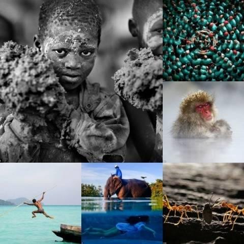 Ο γύρος τους κόσμου μέσα από βραβευμένες φωτογραφίες