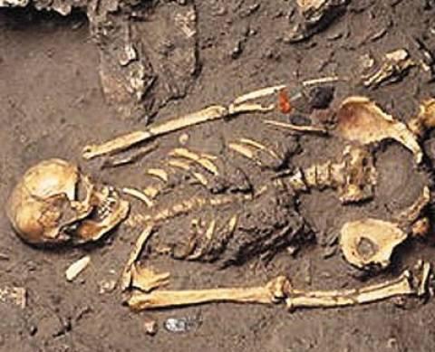 Βρέθηκε σκελετός στην Κεφαλονιά