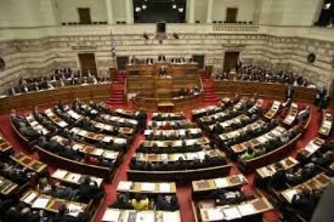 Η Βουλή αλλάζει κουφώματα