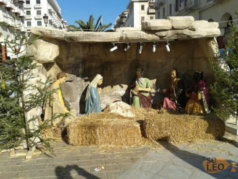 «Θαύμα» στη Θεσσαλονίκη: Επέστρεψε στη φάτνη το θείο βρέφος (Pics)