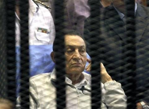 Η Βέρνη επιμηκύνει το «πάγωμα» των λογαριασμών των Μουμπάρακ, Μπεν Άλι