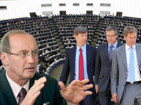 Κατατέθηκε στο ευρωκοινοβούλιο το προσχέδιο της έρευνας για την Τρόικα