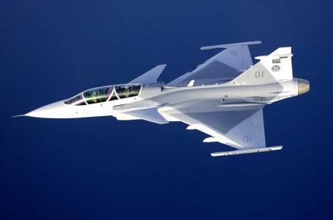 Το Gripen της σουηδικής Saab επέλεξε η Π.Α. της Βραζιλίας για μαχητικό