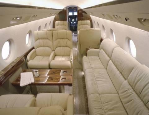 Το Gulfstream δεν πετά λόγω… ΓΑΠ!