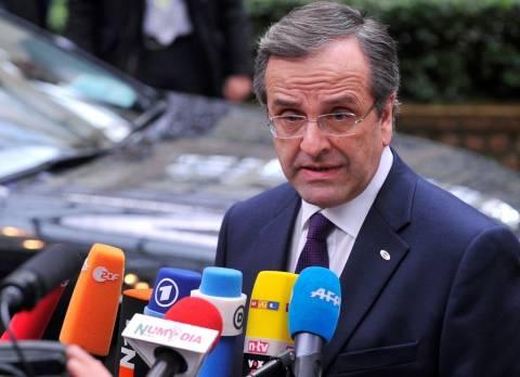 Υπέρ των συνεργιών της ΕΕ με το ΝΑΤΟ τάχθηκε ο Α. Σαμαράς