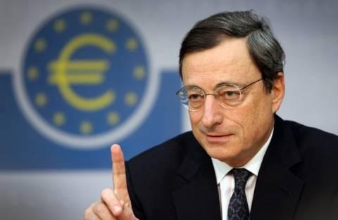Ντράγκι: Σημαντικό βήμα η συμφωνία για την τραπεζική ένωση