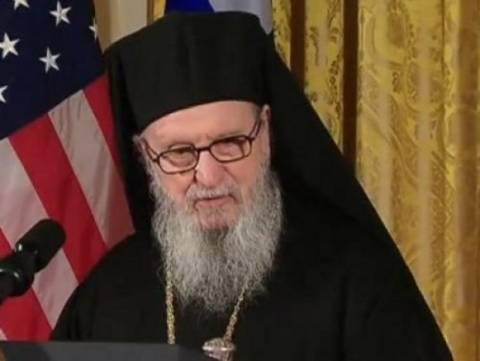 Ανήσυχος για την Αγία Σοφία ο Αρχιεπίσκοπος Αμερικής, Δημήτριος