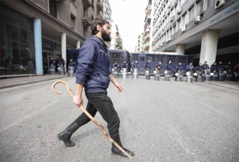 Έρχονται στην Αθήνα οι αγρότες της Κρήτης