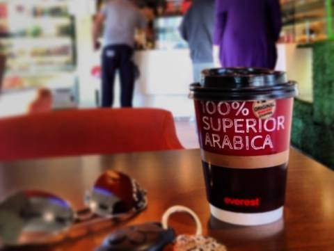 Είναι ωραίο να έχεις επιλογές, και στον καφέ!