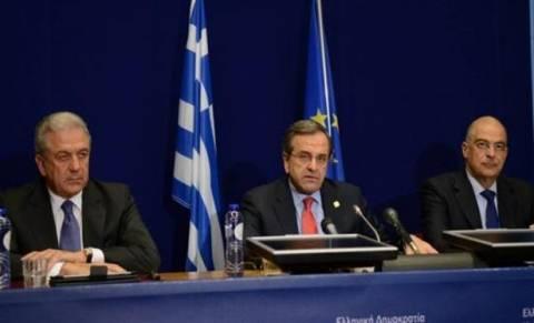 Σαμαράς: Εγώ έχω αντίπαλο την ανεργία, ο κ. Τσίπρας τη χώρα!