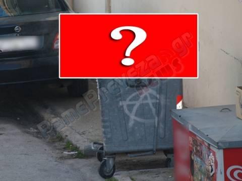 Πρέβεζα: Δείτε τι έγινε μόλις άνοιξε τον κάδο να πετάξει τα σκουπίδια…