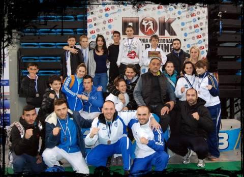 «Σάρωσε» ο Ευκλέας Λευκάδας στο Πανελλήνιο πρωτάθλημα της ΠΟΚ (pics)
