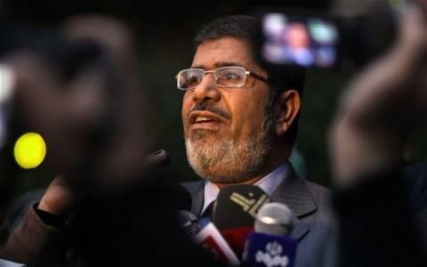 Αίγυπτος: Σε δίκη ο Μόρσι και άλλα 132 άτομα