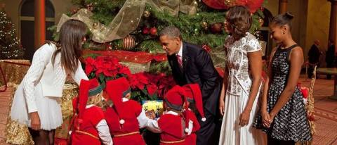 ΗΠΑ: Στη Χαβάη θα κάνουν διακοπές οι Ομπάμα